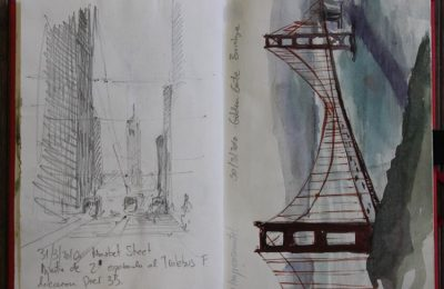 Cuadernos Sketch y Apuntes