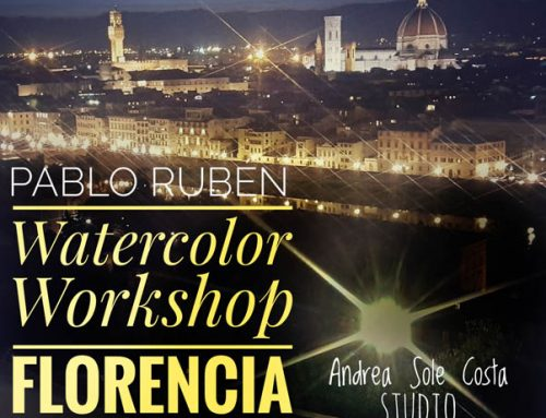 8-9-10 March 2019 – Florencia (Andrea Sole Costa Studio)